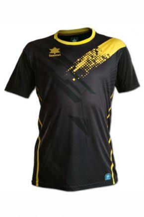 camiseta de futbol luanvi play