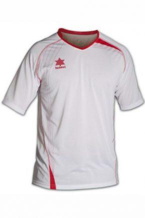 camiseta de futbol luanvi master