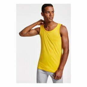 Camiseta de tirantes personalizada barata hombre roly 166545