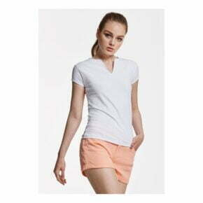 Camisetas personalizadas baratas manga corta mujer roly 166532
