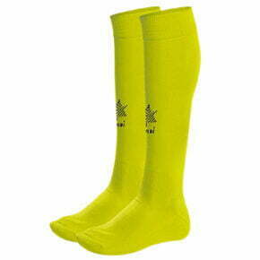 Media fútbol color amaraillo flúor - 05400 - Goal - Luanvi