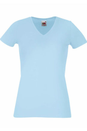 V-Neck T Lady - 61382-YT