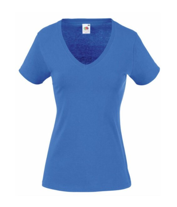 Valueweight V-Neck T. Lady Fit 61398-51