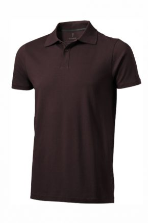 POLO SELLER MARRON
