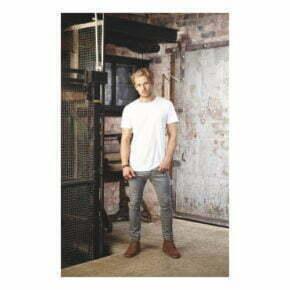 Camisetas personalizadas online baratas manga corta hombre y unisex Russell r-155m