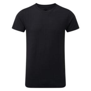Camiseta-Russel-negra