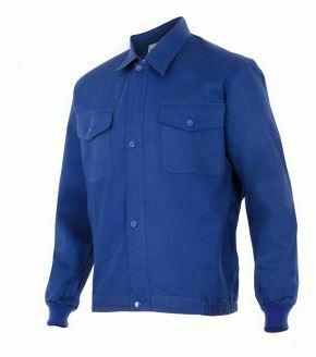 Ropa de trabajo barata Cazadora de algodón industria base serie 645 Velilla, 100% algodón