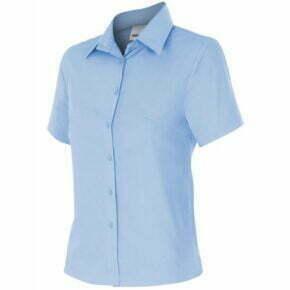 Camisa de mujer manga corta -Camisa mujer hotelería Serie 538