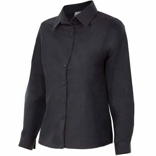 Camisa de mujer manga larga-Camisa mujer hotelería Serie 539