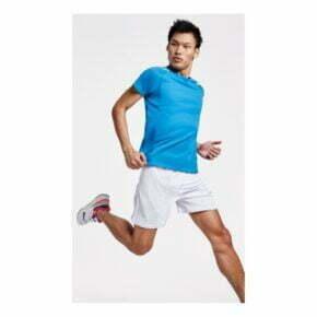 Camiseta tecnica personalizada barata manga corta hombre roly 160416