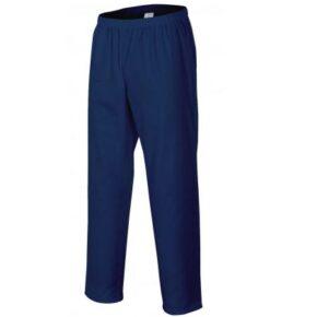 Ropa de trabajo barata pantalón largo industria base alimentación Velilla serie 253001, 35% algodón 65% poliéster