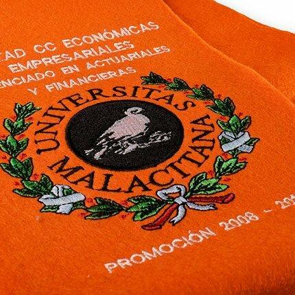 bordados becas universidad