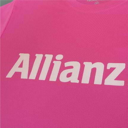 camiseta serigrafía allianz bf bordados