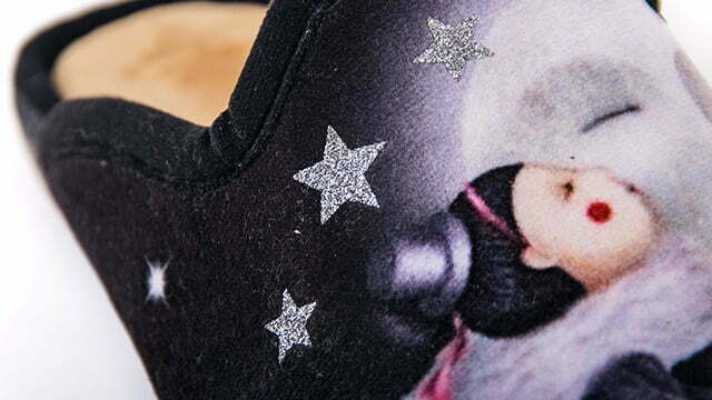 Bordados en calzado