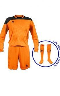 Equipaciones Luanvi fútbol personalizadas