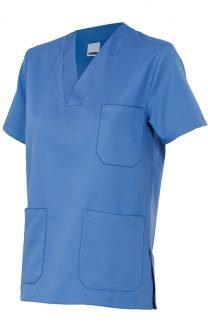 Uniformes de limpieza bordados y sanitarios