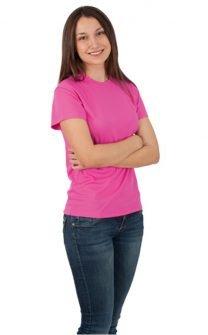 Camisetas bordadas para mujer
