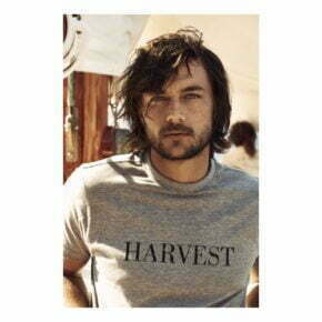 Camiseta personalizada online manga corta hombre y unisex harvest 2134011