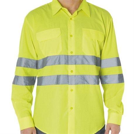 Camisas alta visibilidad personalizadas