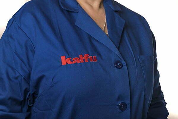 Batas sanitarias personalizadas. Camisas mujer para personalizar
