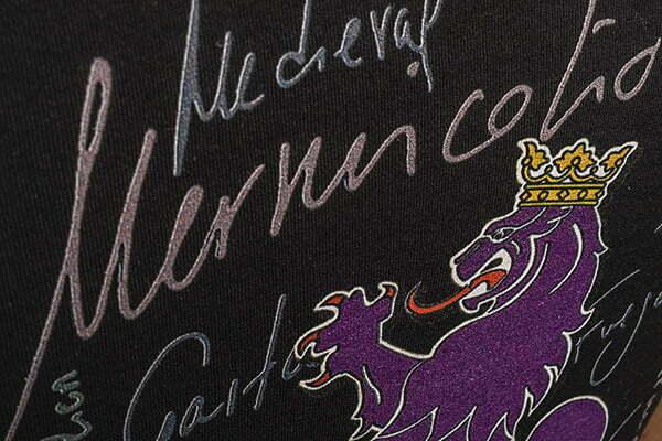 Serigrafía camisetas al por mayor
