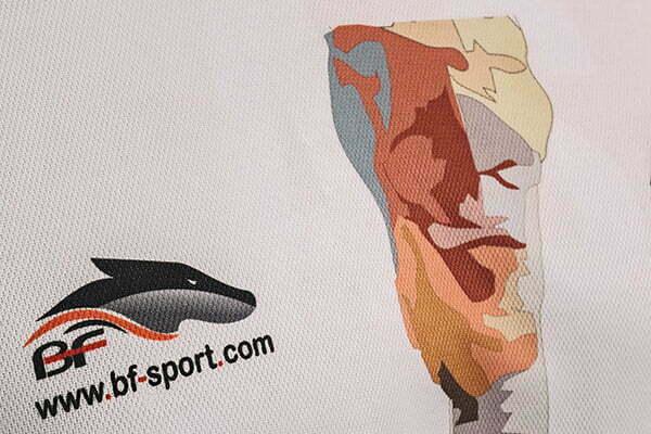 Ventajas de la sublimación textil. Camisetas sublimadas para fútbol
