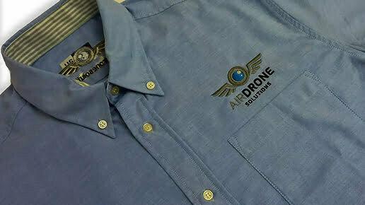 Camisas personalizadas bordadas