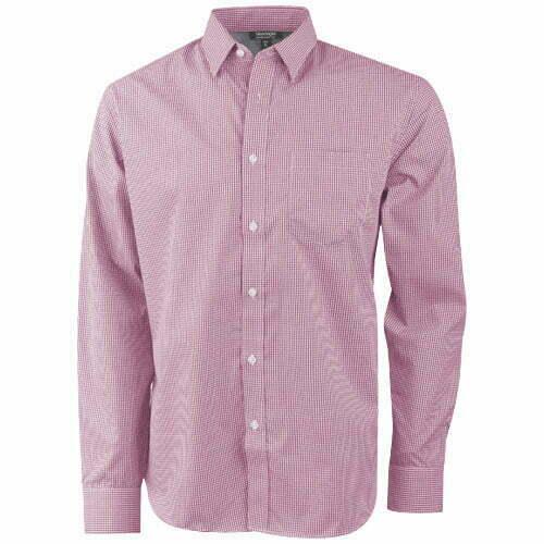 Camisa de Hombre Color rosa Net 2333160