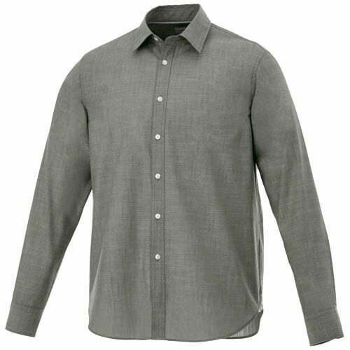 Camisa de Hombre manga larga color gris 2333162