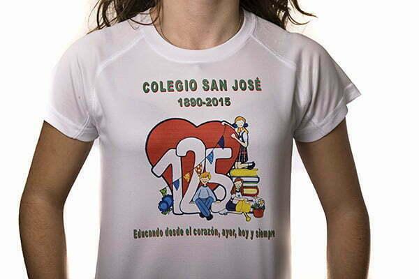 Camisetas mujer manga corta. Personalizar camisetas