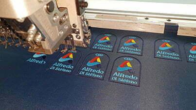 Distintivos para colectivos. Parches y bordados personalizados