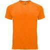 Camiseta infantil manga corta color naranja - Bahrain 160407