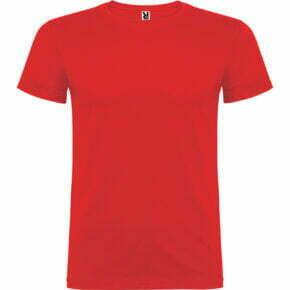 Camiseta adulto Unisex color rojo - Beagle 166554