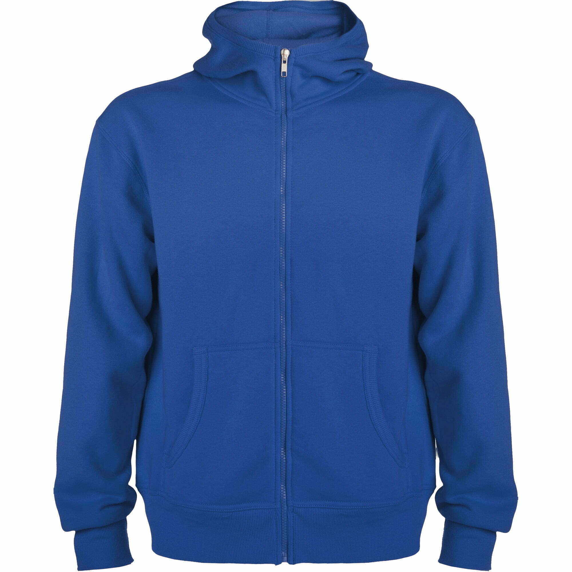 Sudadera infantil capucha color azul - Montblanc 166421