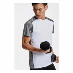 Camiseta de netrenamiento personalizada barata manga corta niño roly 166653