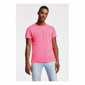Camiseta personalizada barata manga corta hombre y unisex roly 166534