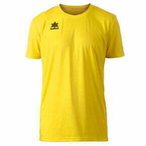 Camiseta deportiva color amarillo flúor - 09845 - Pol - Luanvi