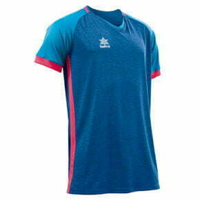 Camiseta fútbol color azul - 11311 - Luanvi
