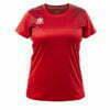 Camiseta fútbol mujer color rojo - 11361 - Apolo -Luanvi