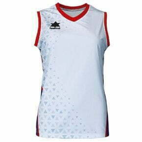 Camiseta mujer voley color blanco - 13768 - Cardiff - Luanvi