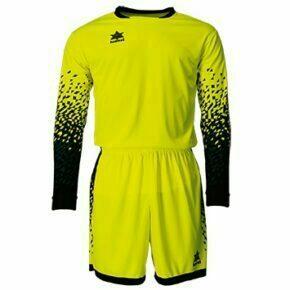 Conjunto portero color amarillo-negro - 13763 - Parma - Luanvi