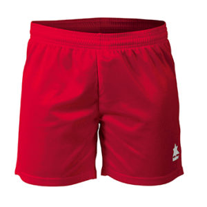 Pantalón corto deporte mujer color rojo - 14139 - Pol - Luanvi