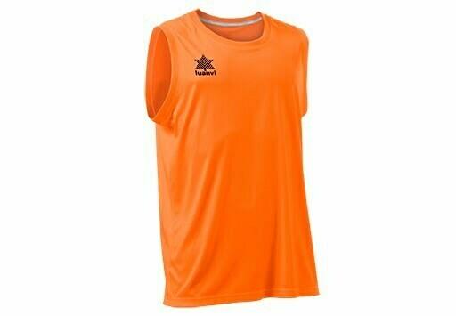 Camiseta baloncesto naranja - 11362 - Pol - Luanvi