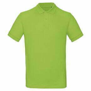 Polo orgánico hombre color verde - B&C-500.42 - Falk & Ross