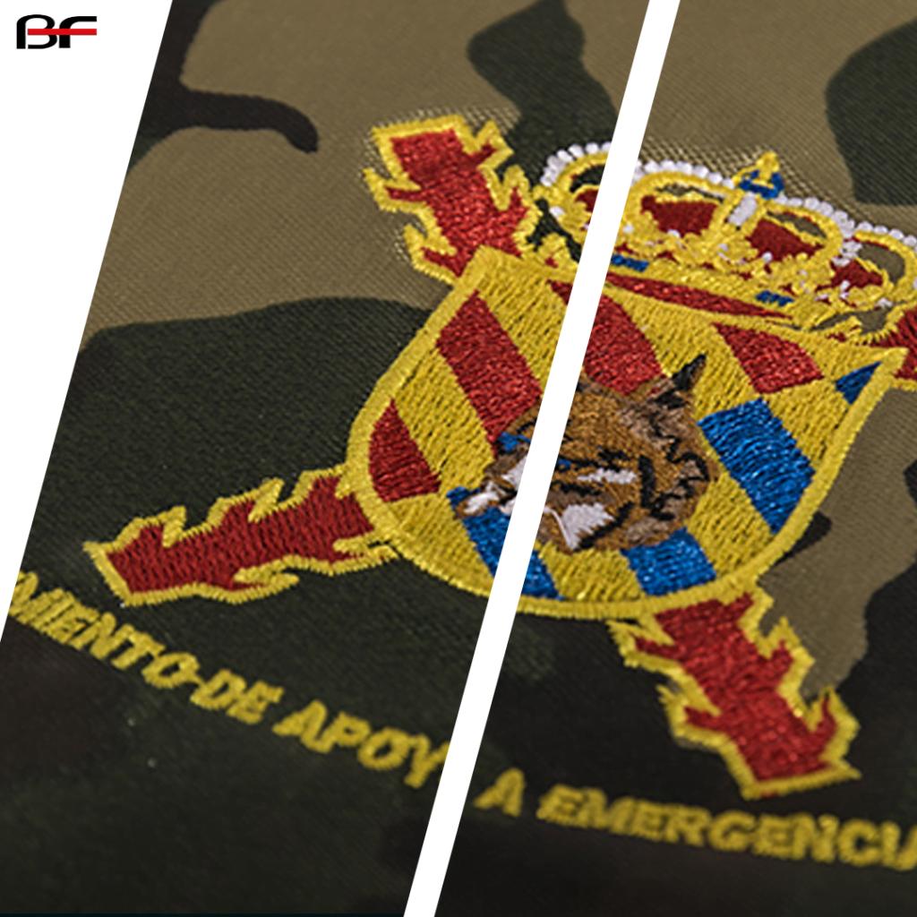 Escudos militares personalizados