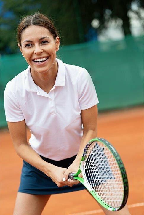 Ropa de tenis personalizada