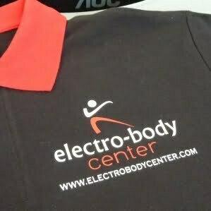 Vinilo textil para polo Electro Body Center