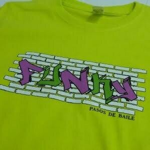 Vilo en camiseta Asociación pasos de baile