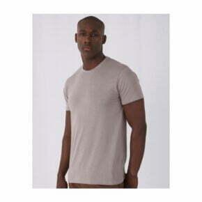 camiseta de algodon orgánico b&c 10242