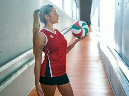 equipaciones voleibol personalizadas